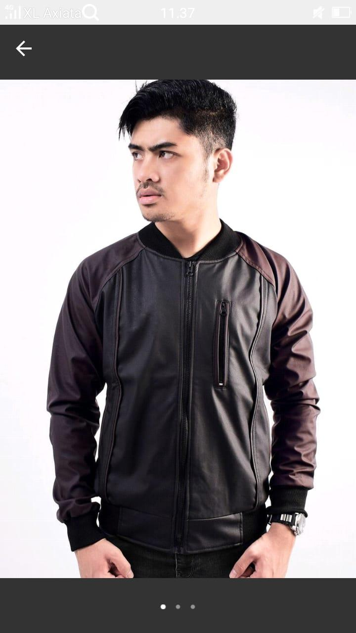 king's jaket kulit afgan best seller