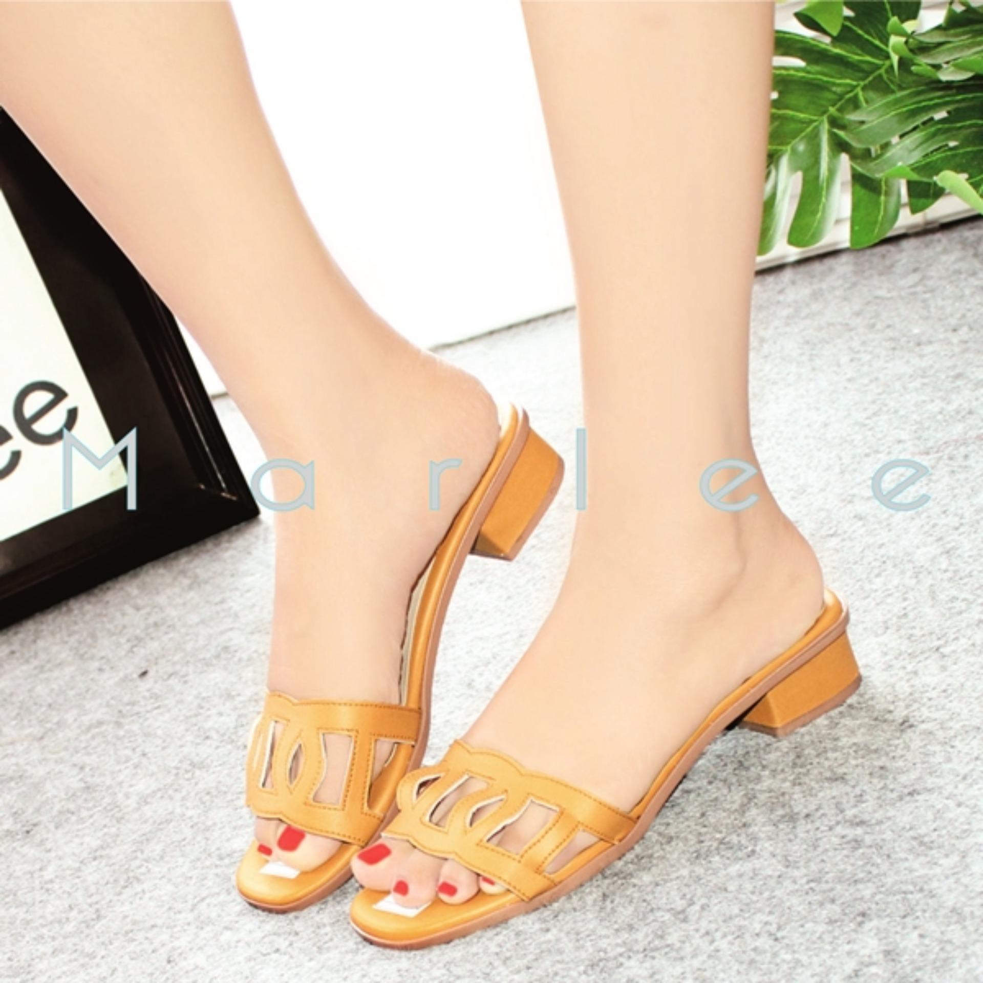 Marlee Woman Heels Sandal Wanita CM-13