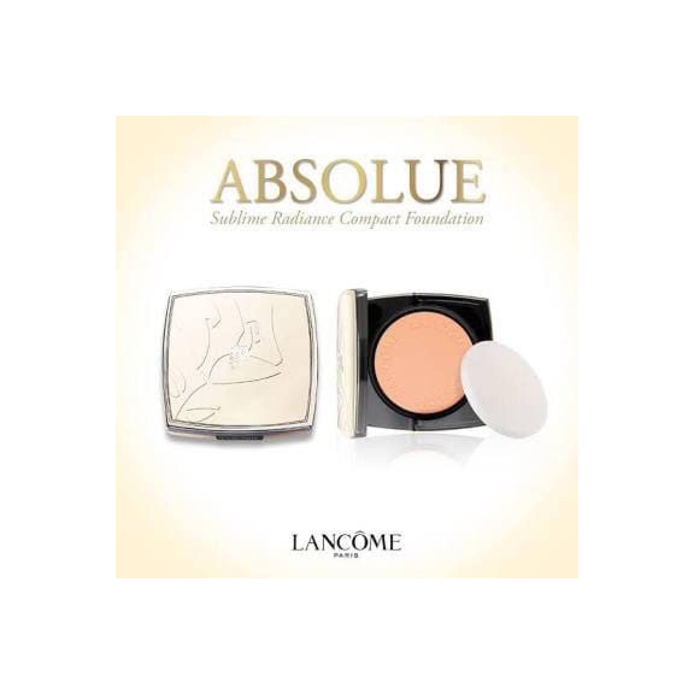 LANCOME Absolue Sublime Compact Foundation #210
