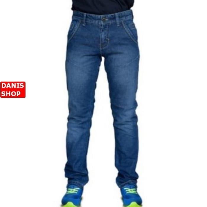 LARISPROMOMURAH Emba Jeans Celana Panjang Pria Rodensi One 61310138