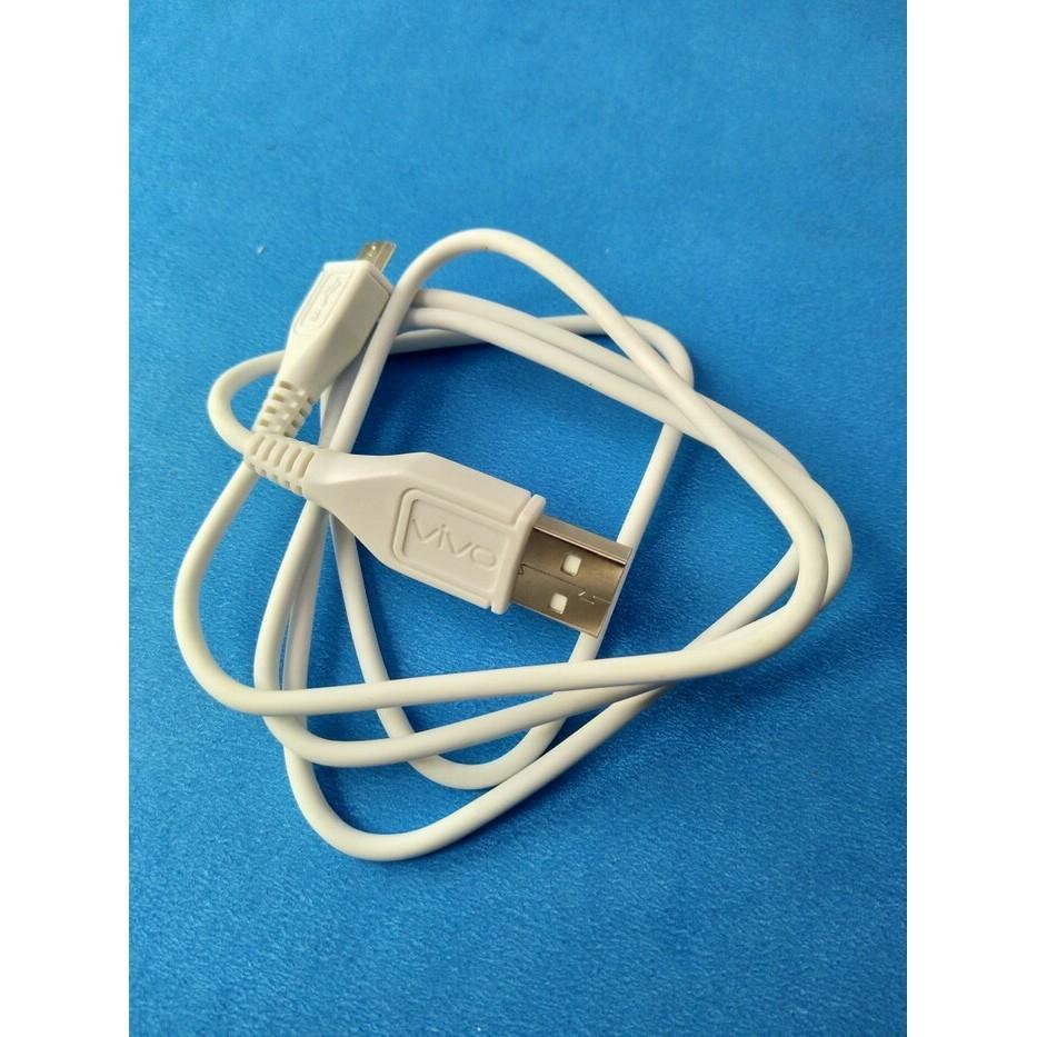 ORIGINAL Kabel data Charger Carger Casan Vivo V3 V5 V7 V9 V5S Y53 Y65 Y33 Y69 V7+ V7 Plus Y22 Y35 Y21 Y31 Y51 Y28 X3S