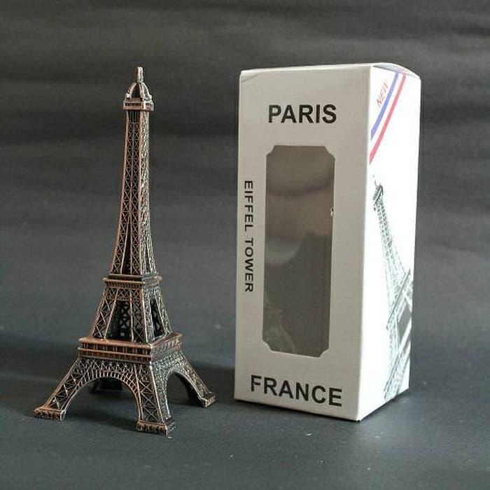 Miniatur Menara Eiffel,  Pajangan Meja,  Unik