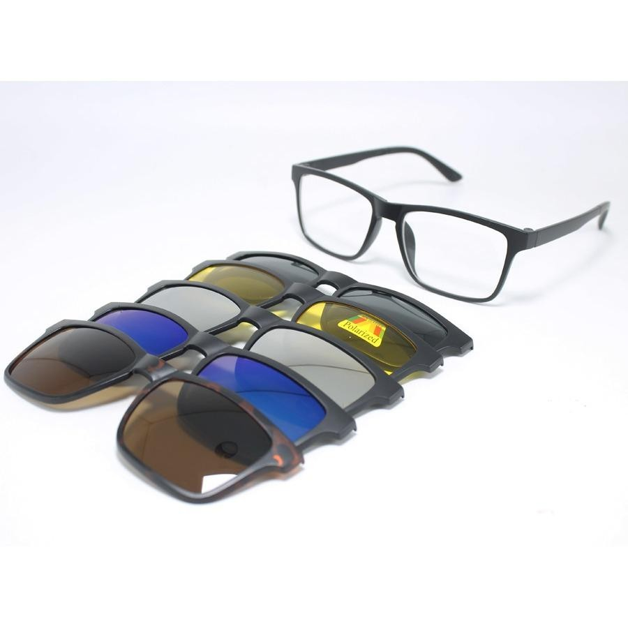 Frame Kacamata Minus Fashion Clip On 2022 Sunglasses Pria Wanita
