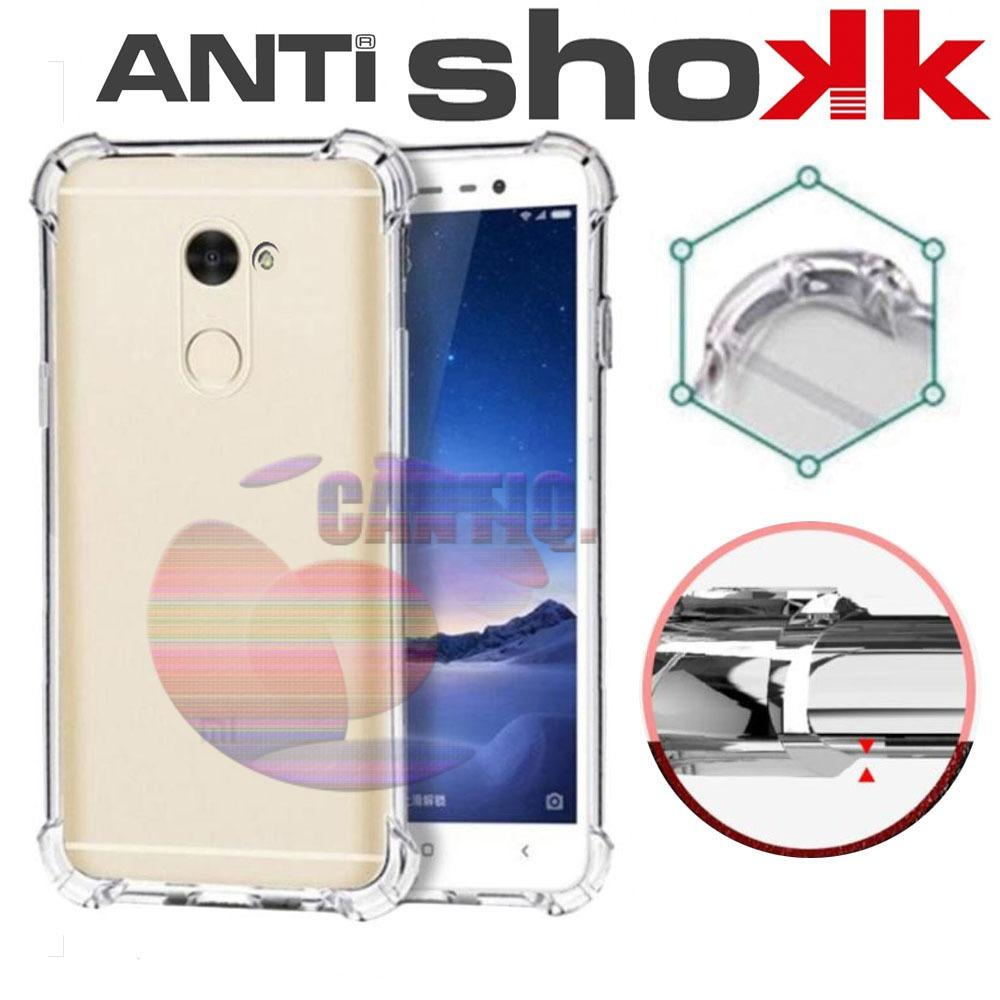 Case Anti Shock Huawei Y7 Prime Ultrathin Anti Crack Elegant Softcase Anti Jamur Air Case 0.3mm / Silicone Huawei Y7 Prime / Soft Case / Silikon Anti Crack / Case Hp / Case Huawei Y7 Prime / Pelindung Hp - Putih Transparant