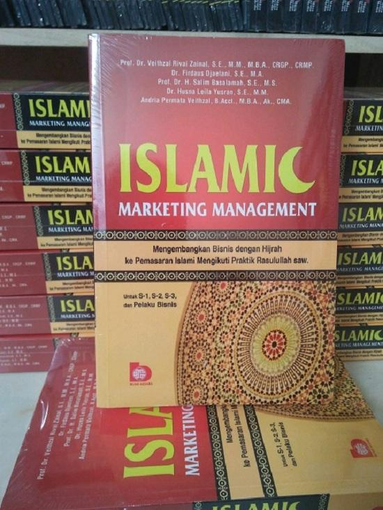Islamic Marketing Dan Management - Vaithzal Rizal Dkk By Metro Bookstore Malang