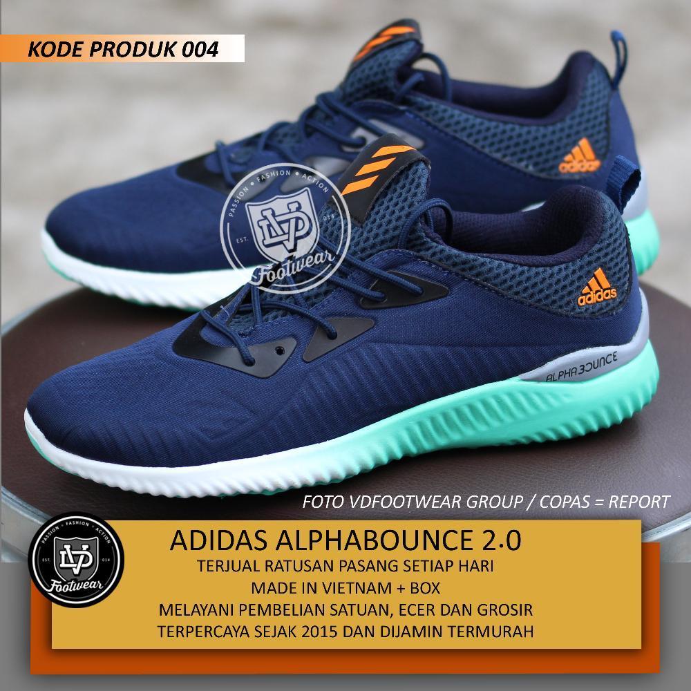 Jual SEPATU RUNNING ADIDAS - PRIA Fashion Pria 0799633491