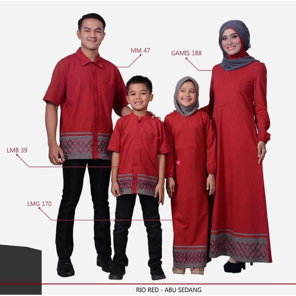 (TERBARU) RAMADHAN SUPER SALE | BAJU SARIMBIT MUTIF FAMILY SERIES 20 | COUPLE & FAMILY SERIES (IBU SIZE XXL)