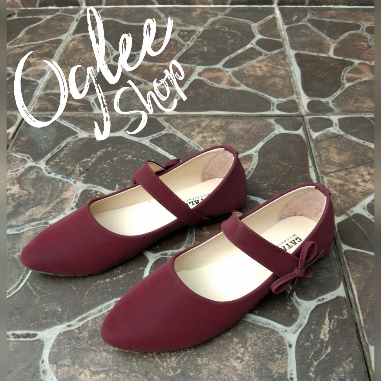 Oglee Shop - Lenka New Flat Shoes