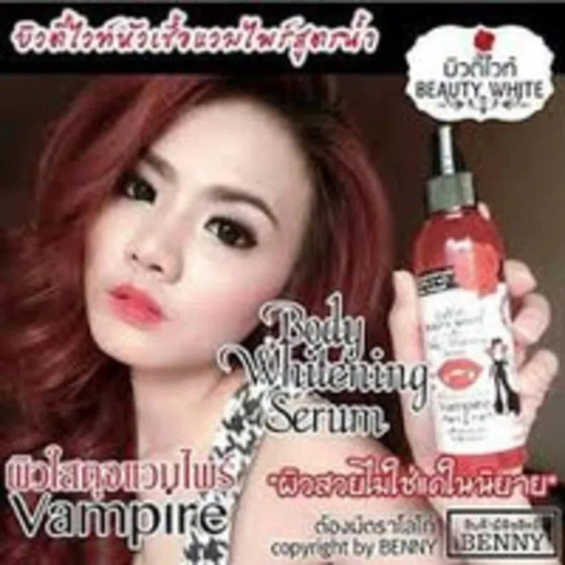 Buy Sell Cheapest Vampire Serum 120ml Best Quality Product Deals Original Thailand Big Benny Infection Whitening 100 Dari Thai