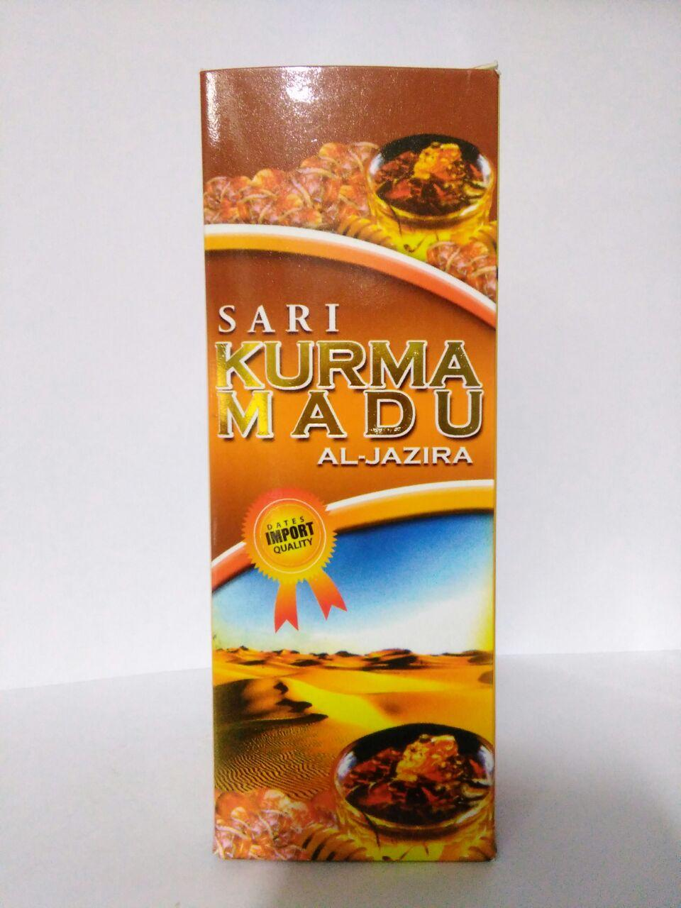 Harga Jual Sari Kurma Madu Anak Kids Platinum Al Jazira 10 In 1 360 Aljazira Rp 88000 2 Paket Original