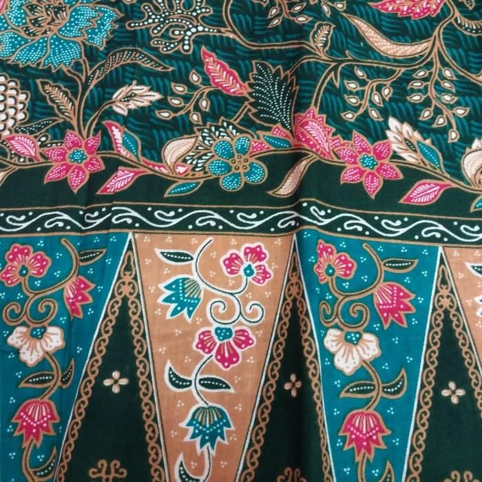 DORNAN SHOPPER Kain batik kebaya encim dewasa - pakaian adat none betawi