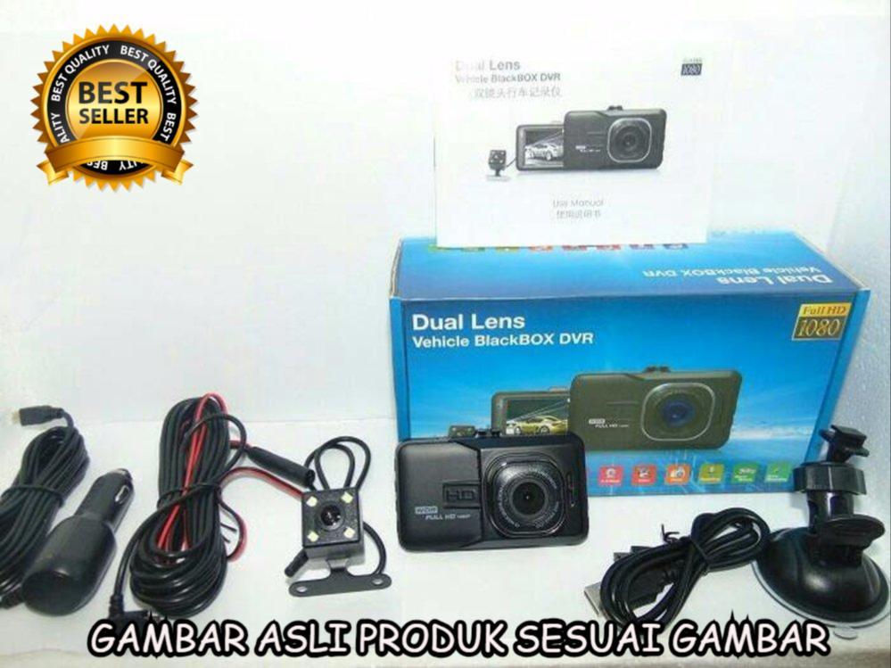 Kamera Perekam Pengintai Full HD Car DVR Recorder 1080P LED LCD 2.7 Inch TFT Color CCTV Perekam Vidio Kamera Cerdas Mobil Camera Bagus Aman DI Parkiran