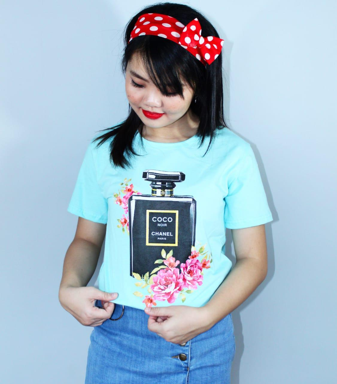MIKAOS KAOS PARFUME COCO ALL FIT TO L
