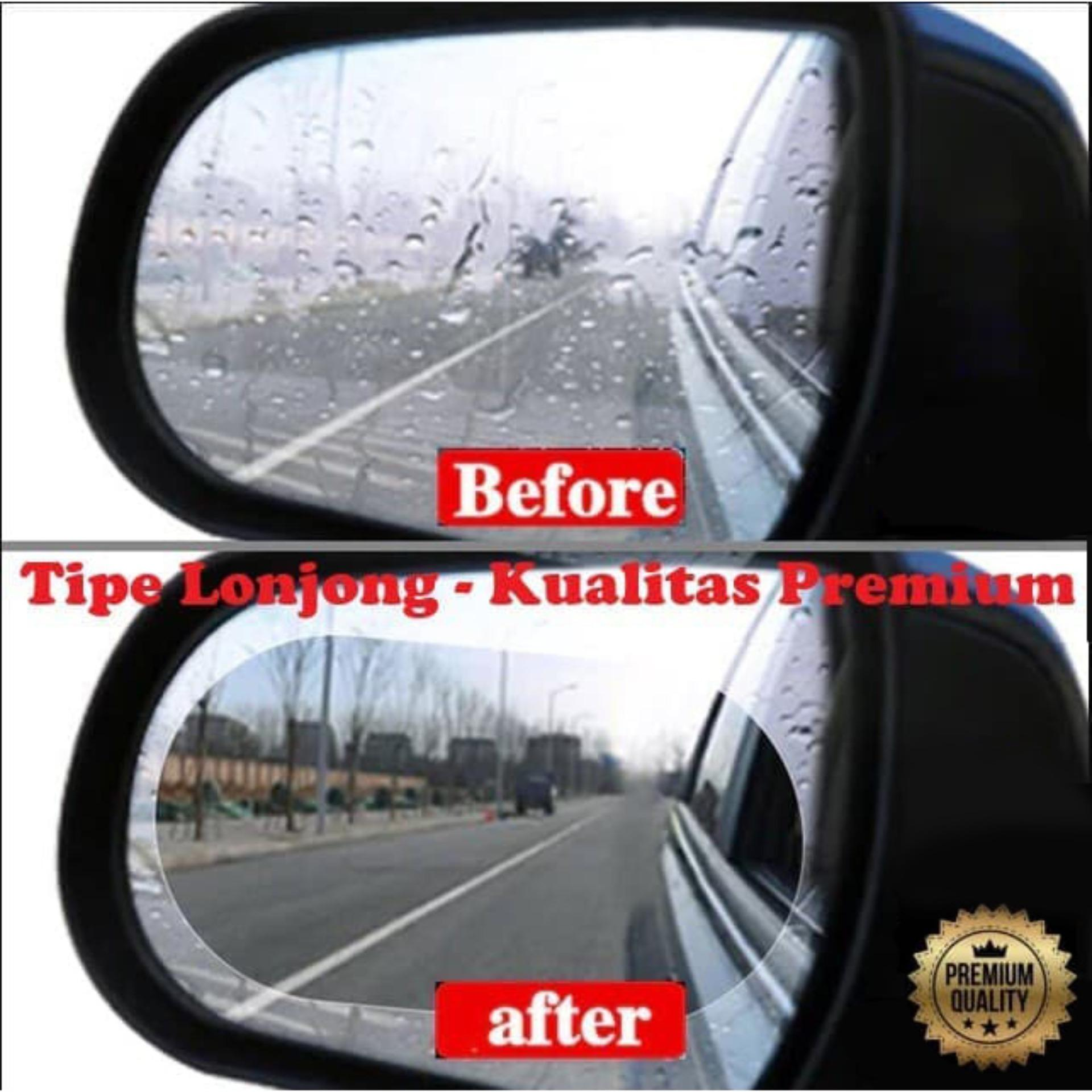 Anti Fog Kaca Film Pelindung Spion Mobil Anti Embun Universal By Tingbel.