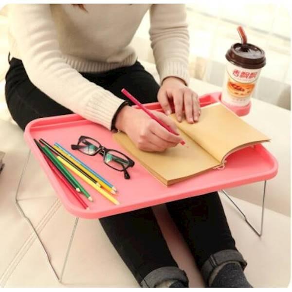 Promo Sale Meja Lipat Portable Meja Laptop Plastik Meja Portable Piknik Travel Terlaris Dan Termurah
