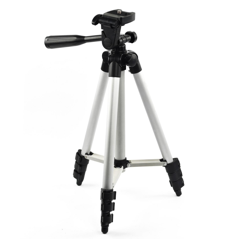 Lightning Power-WT-3110A Kamera Tripod untuk Canon Nikon Olympus Kamera Perekam Kamera Digital (Ringan Gray/Hitam)