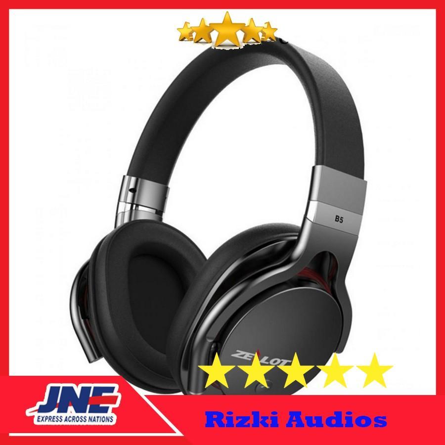Zealot B5 Wireless Headset Bluetooth Headphone with TF & Mic