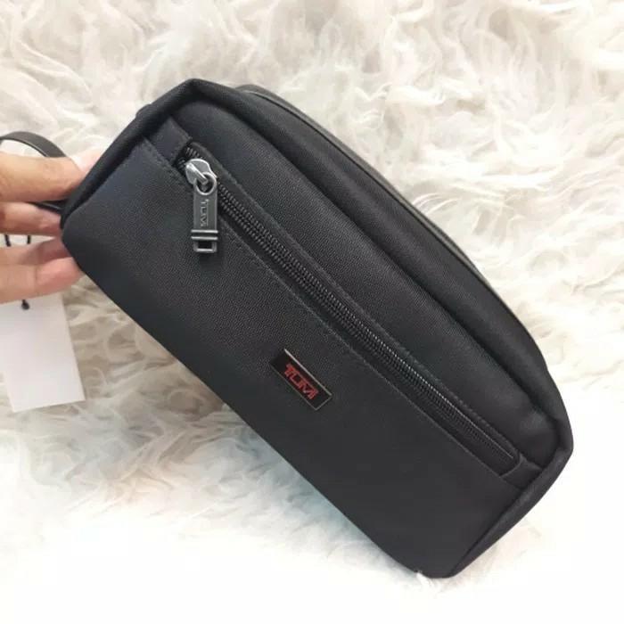 tas handbag pouchbag tumi pria wanita - ready stock
