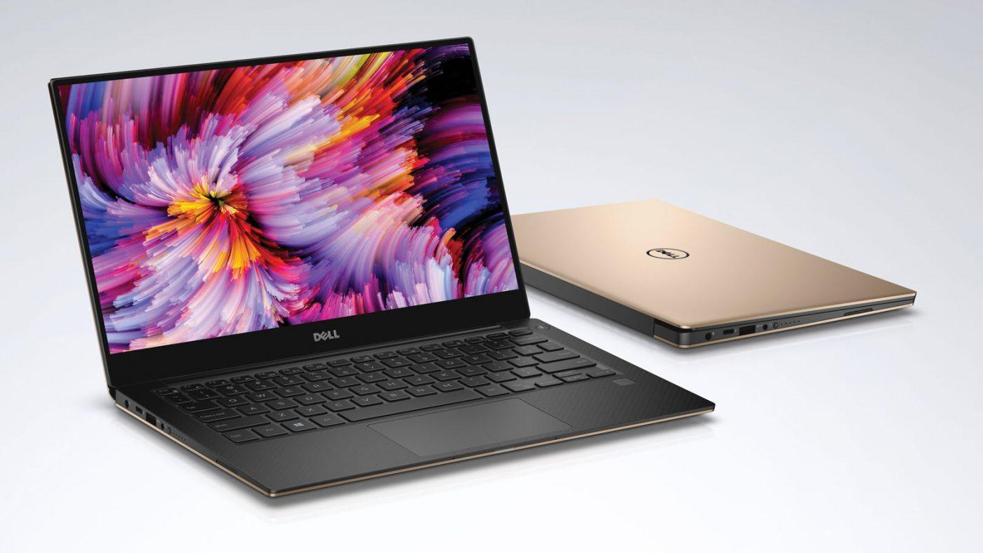 DELL XPS 13 9360 - TOUCH - CORE I5 7200 - RAM 8GB - 256SSD - QHDS - Windows10 - GOLD