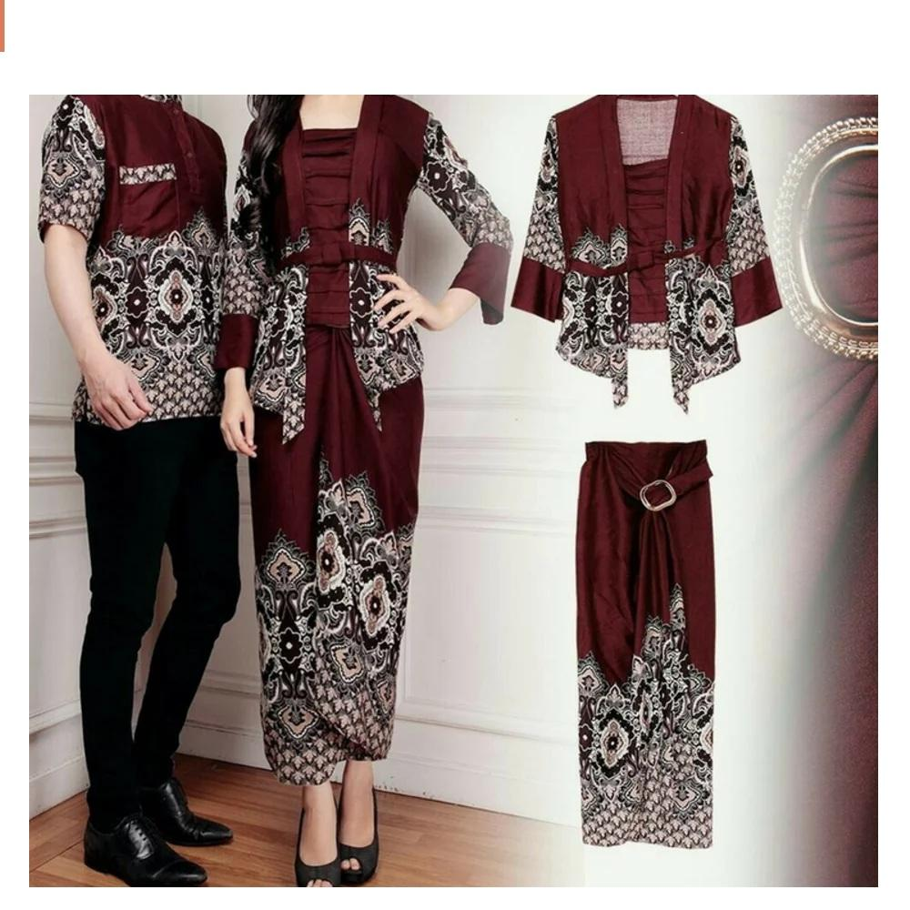 Baju Couple Maulana Batik