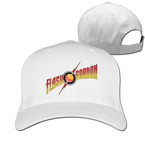Flash Gordon Studio Album Queen Snapback Hats Cool Baseball Cap