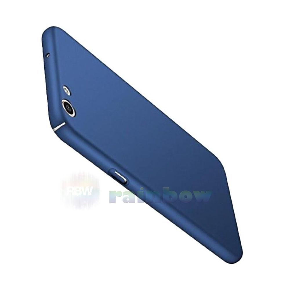 Rainbow Hard Case Baby Skin Oppo A59 Silky Case Oppo A59 Hardshell Oppo A59 / Case Matte Oppo A59 / Hardcase Oppo A59 Back Cover / Back Case / Casing Hp ...