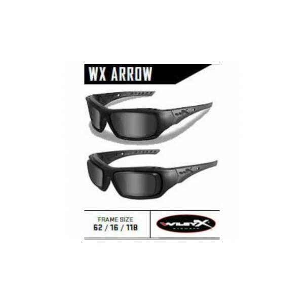 Kacamata Safety Minus Wiley Arrow