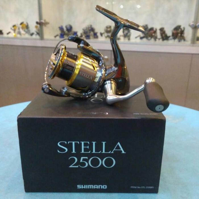Reel Shimano Stella 2500 Fi - 2014 - C7ce9e