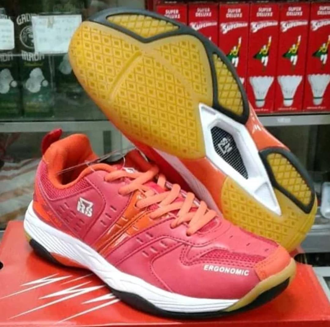 Sepatu Rs Jf783 Original Badminton Bulutangkis Shoes Murah Diskon Adha Sport
