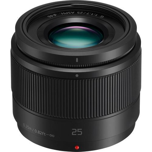 Lensa Panasonic Lumix G 25mm F1.7 ASPH
