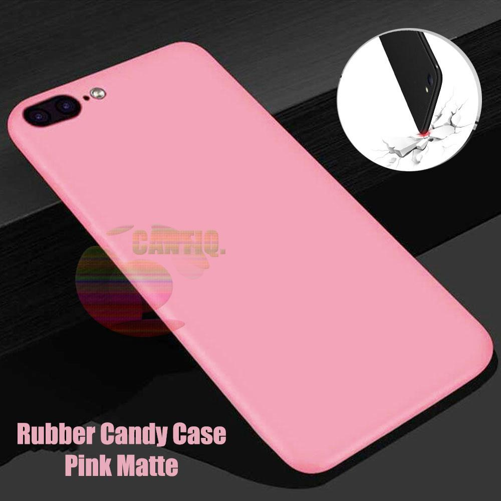 Lize Jelly Case Xiaomi Redmi 6A Candy Rubber Skin Soft Back Case / Softshell / Silicone