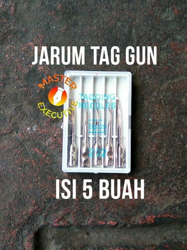 Jarum Tagging Gun Mesin Label Tag Baju Kain - Top Pin (