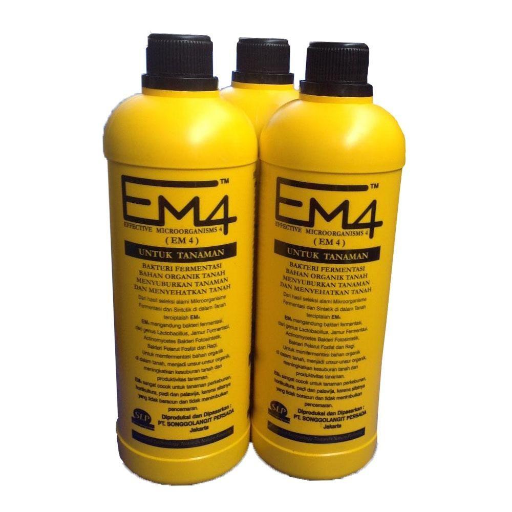 Jirifarm Larutan EM4 Untuk Pertanian Kemasan Botol 1 Liter
