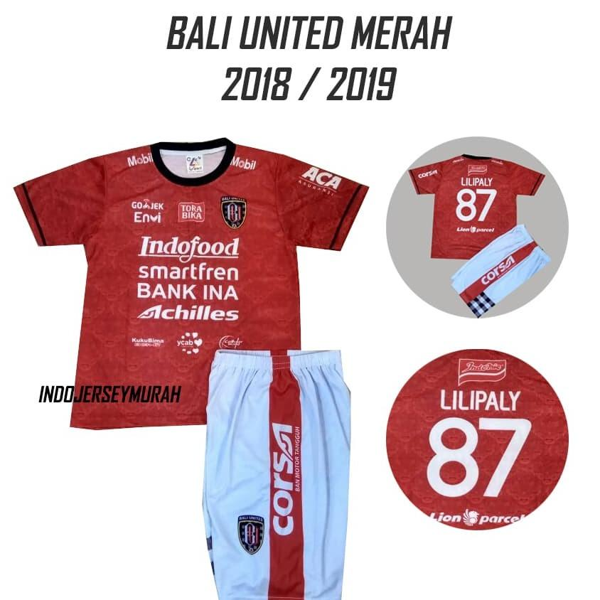 Terlaris !!! Jersey Away Kids/anak 2018/2019 Grade 0ri By Joey Jaya Import