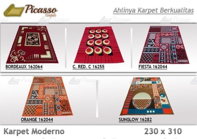 ready stock Katalog Terkini Karpet Moderno Uk 230 X 310 Harga Termurah - promo