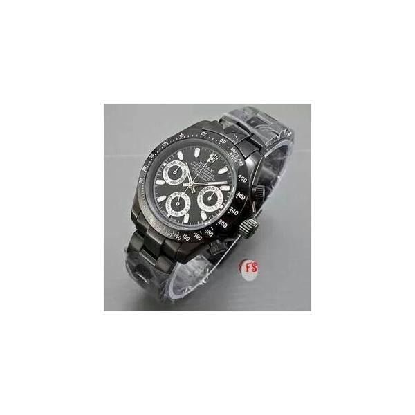 Rolex Daytona Crono Aktif Otomatis Super Arloji / Jam Tangan - Lrc1zi
