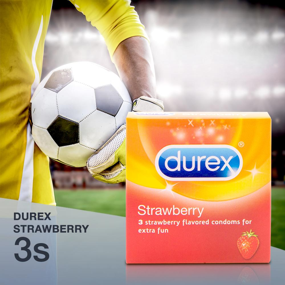 Harga Kondom Durex Isi 3 Terbaru Agustus 2018 Nutrisi Alat Pleasuremax Pcs Condom Strawberry Foil Wangi