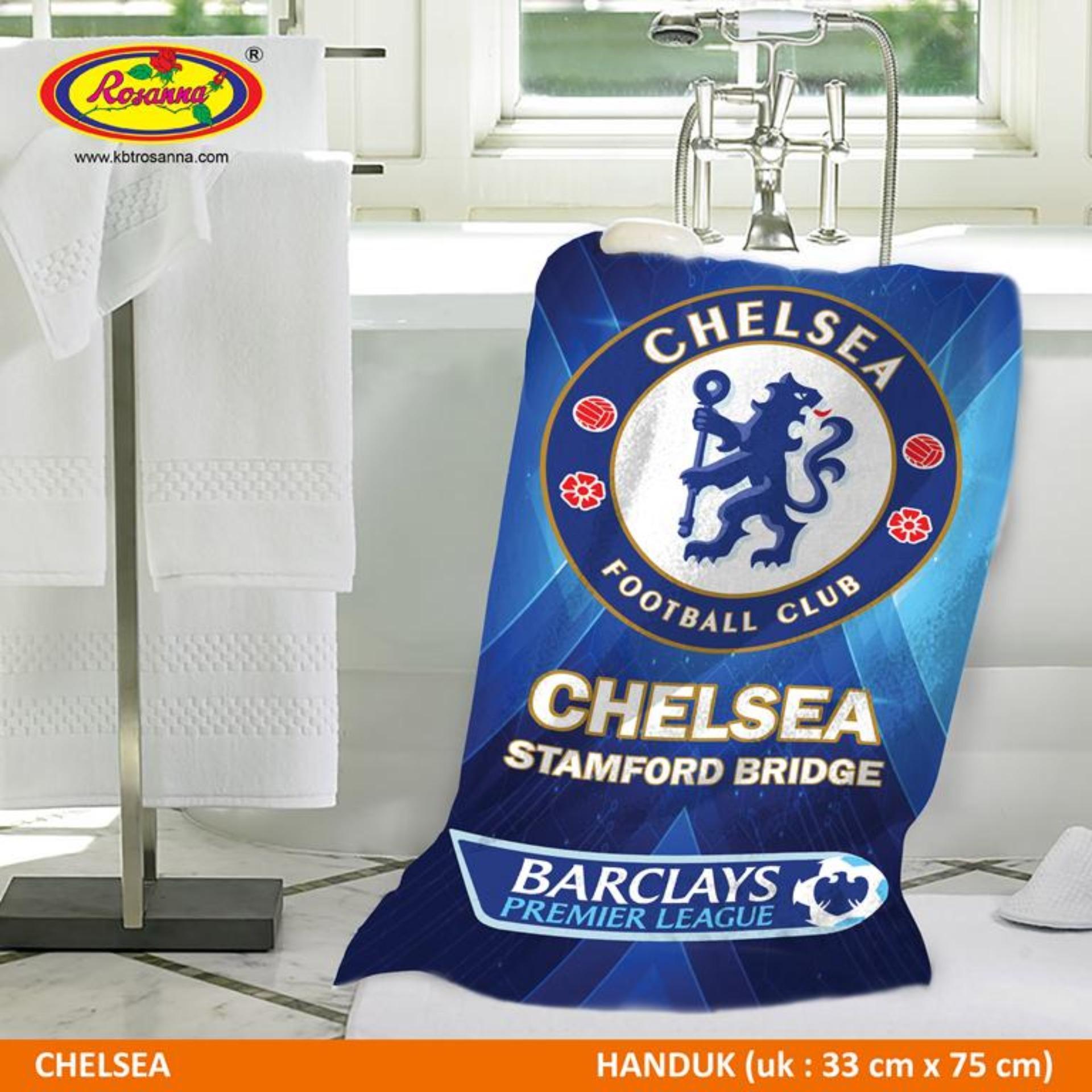 Handuk Rosanna Printing 33x75 Chelsea