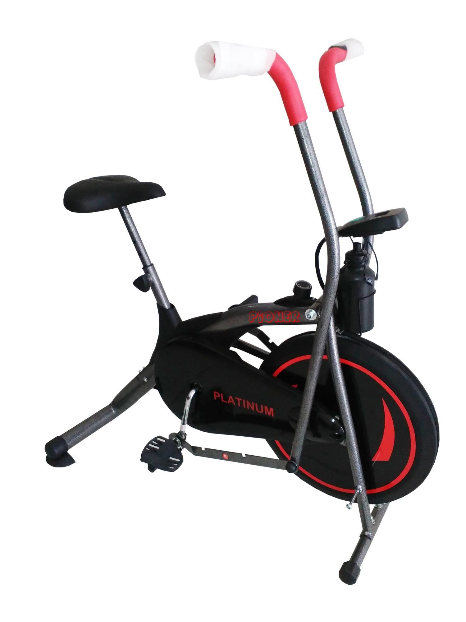 FREE ONGKIR JABODETABEK- Sepeda Statis Platinum Bike 2in1 - Sepeda Fitnes,Olahraga,- Harga Murah - Best Seller Product