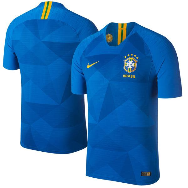 JERSEY BOLA BRAZIL AWAY OFFICIAL PIALA DUNIA WORLD CUP 2018