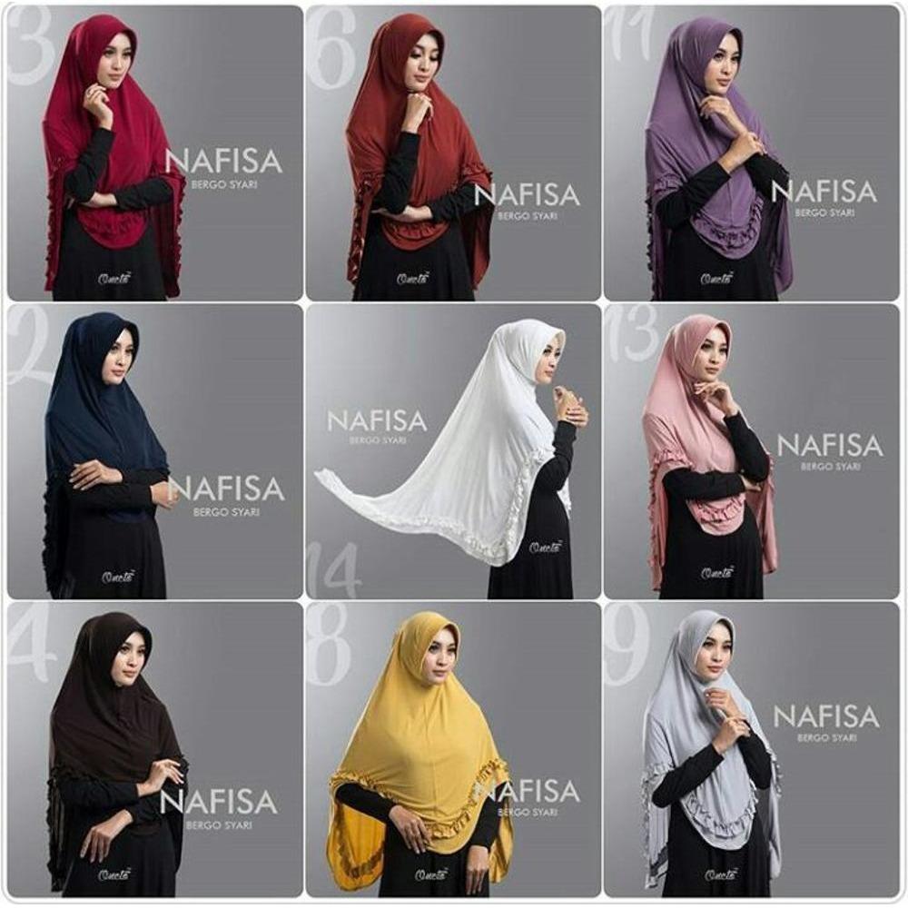 6a1763c6abc742138a5431bc37d27d60 Hijab Nafisa Terlaris beserta dengan List Harganya untuk saat ini