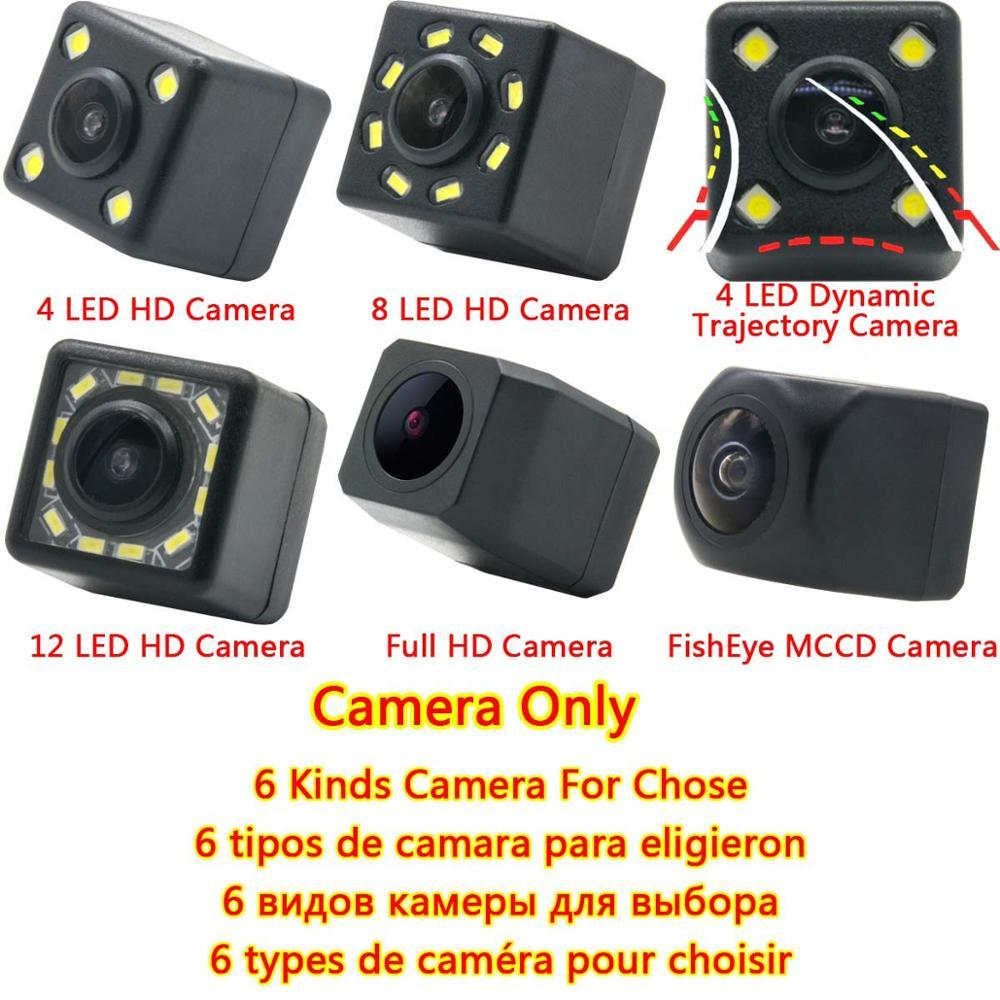 Full HD 1280*720 Mobil Backup Pandangan Belakang Kamera Monitor Parkir untuk Honda Odyssey Accord Crosstour CR-V CRV Fit Jazz HRV CRZ CRX -Intl