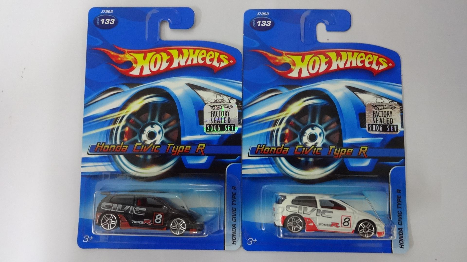 Buy Sell Cheapest Hot Wheels Civic Best Quality Product Deals Hotwheels 90 Honda Putih Type R With Factory Sealed Only 500 Pcs