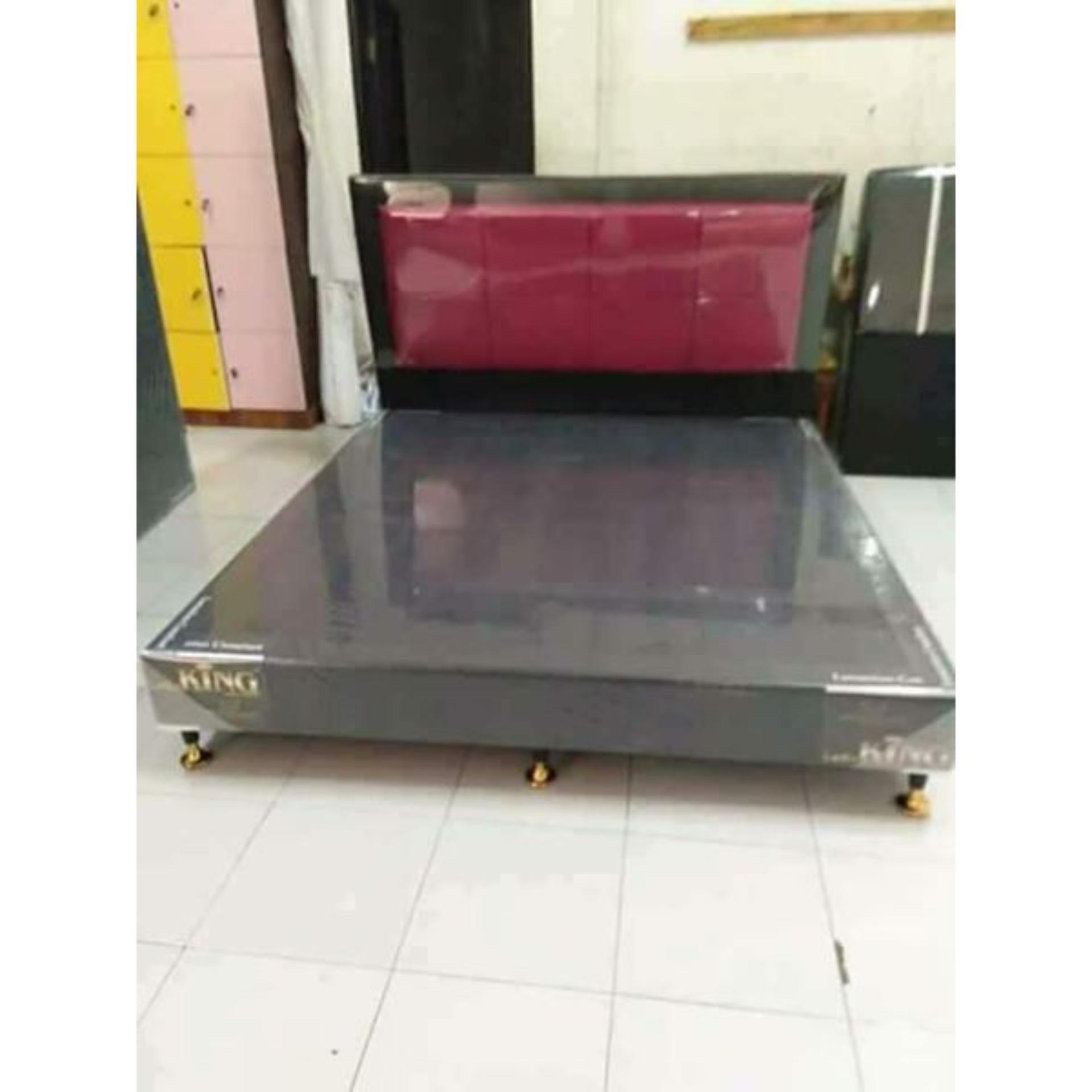 Buy Sell Cheapest Dipan Murah Dan Best Quality Product Deals Sky Divan Headboard Sandaran Kasur Springbed Ukuran 160x200 Latex King 004