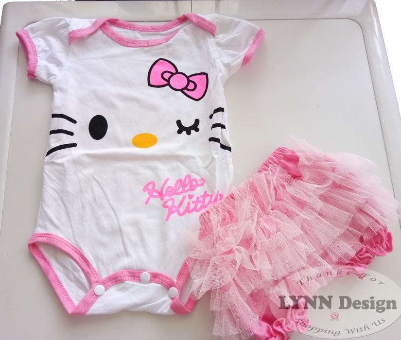 Lynn Design Jumper Hello Kitty baju bayi
