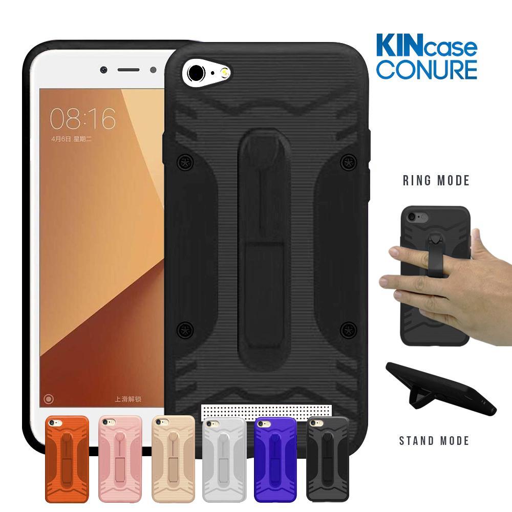 Case Xiaomi Redmi 4A Kin Conure 3in1 Thin Softcase Silicone cover