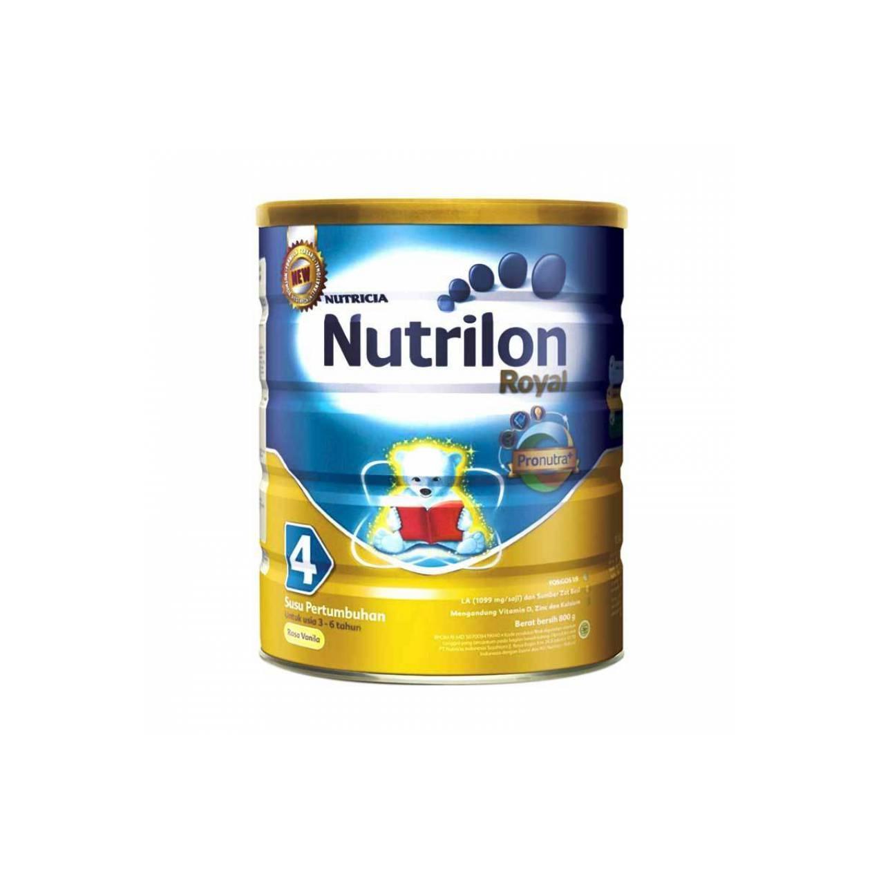 Nutren Optimum 800g Bundle 2 FREE Tas MotifIDR500000. Source · Nutrilon Royal ProNutra 4 Vanila Susu Formula Tin