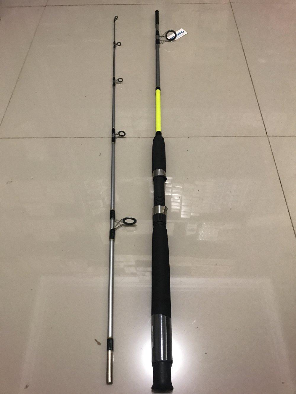 Joran Tangguh Shimano cruzar 662-198 cm  Terlariss