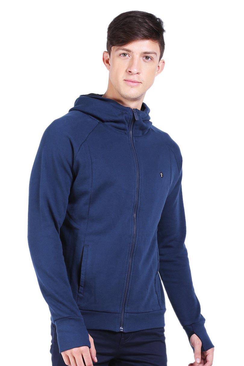 Greenlight Men Jacket Blue Fashion Pakaian Jaket & Mantel Pria Jaket Bomber Pria