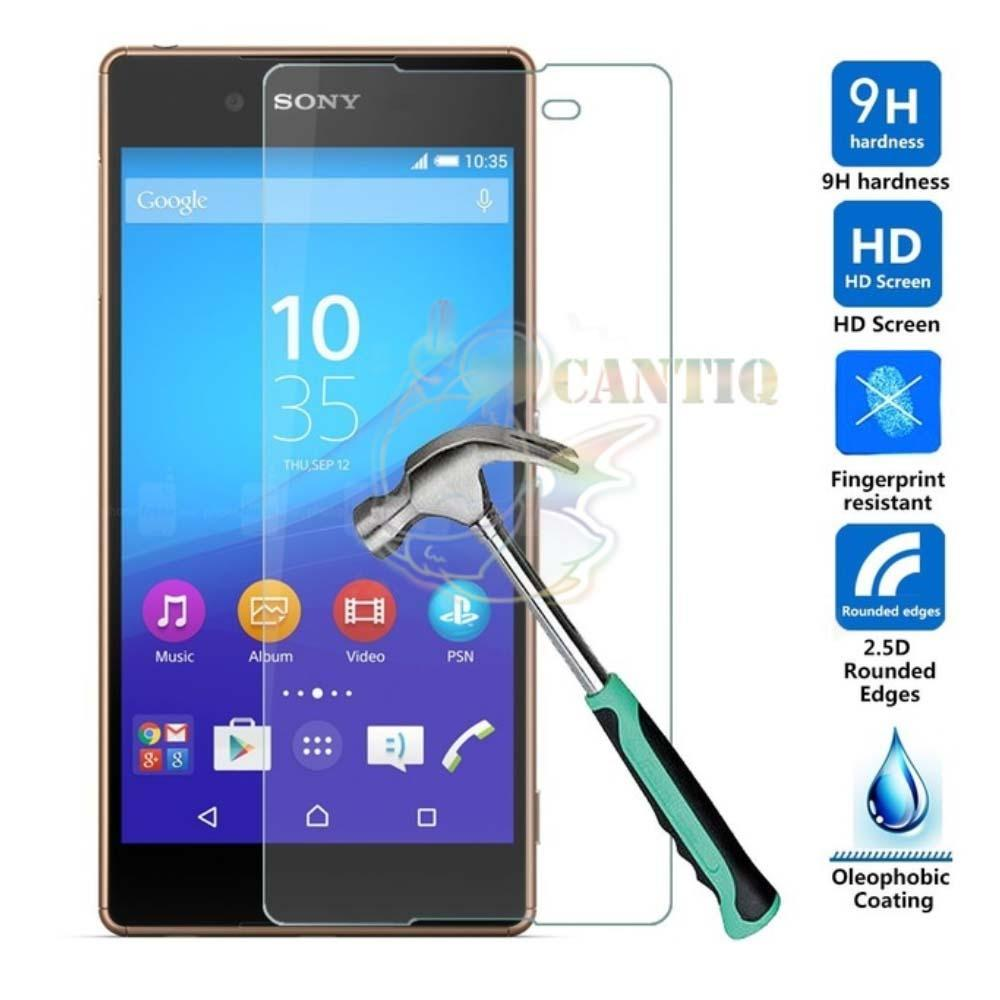 QC Anti Gores Kaca Sony Xperia Z5 Premium / Z5 Plus Tempered Glass Sony Xperia Z5
